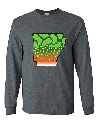 Arkansas Brook Trout Skin T-Shirt