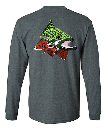 Wisconsin Brook Trout T-Shirt