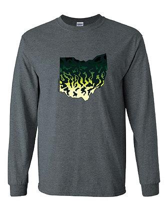 Ohio Crappie Skin T-Shirt