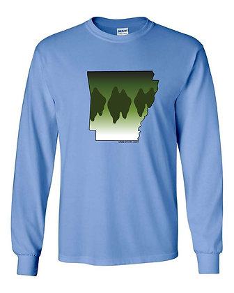Arkansas Largemouth Bass Skin T-Shirt