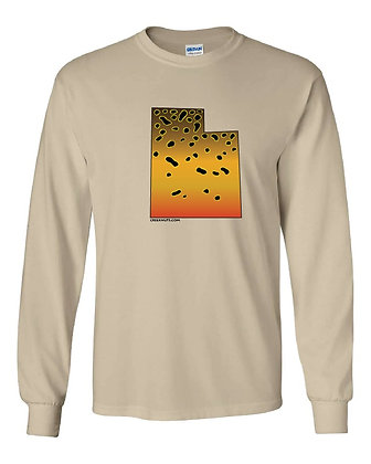 Utah Cutthroat Trout T-Shirt