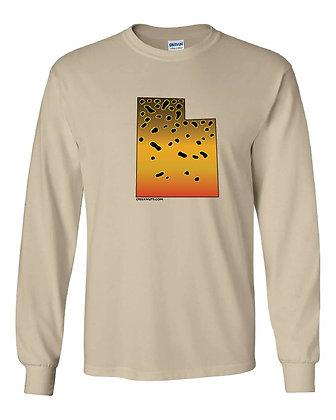 Utah Cutthroat Trout T-Shirt