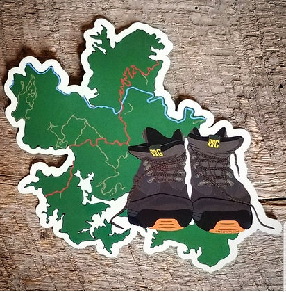 Red River Gorge Hiking Boots