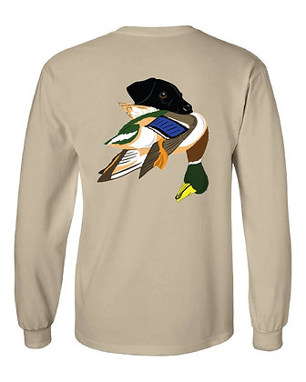 Louisiana Black Lab/Mallard T-Shirt