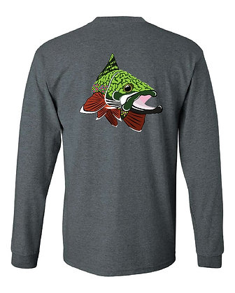Brook Trout Kype/State Skin T-Shirts