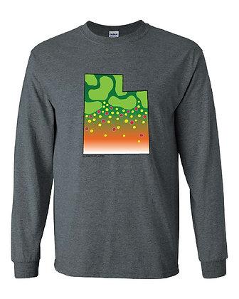 Utah Brook Trout Skin T-Shirt