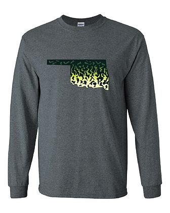Oklahoma Crappie Skin T-Shirt
