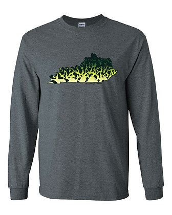 Kentucky Crappie Skin T-Shirt