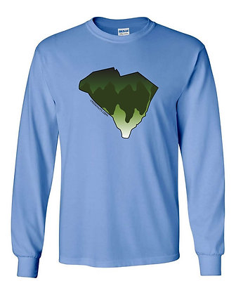 South Carolina Largemouth Bass Skin T-Shirt