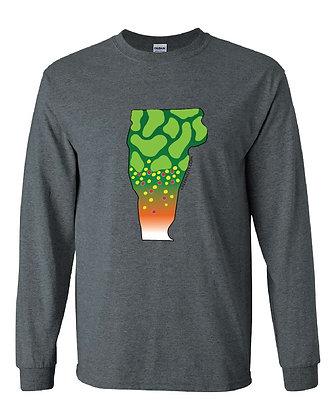 Vermont Brook Trout Skin T-Shirt