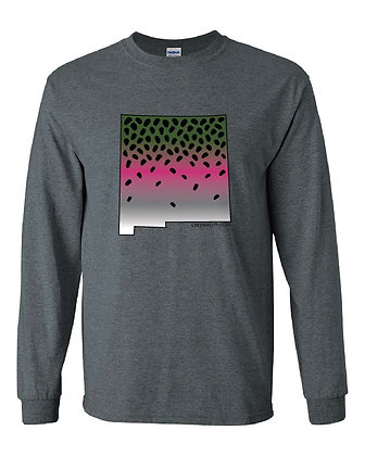 New Mexico Rainbow Trout Skin T-Shirt