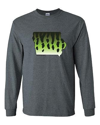 Iowa Musky Skin T-Shirt