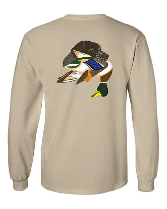 Louisiana GWP w/Mallard T-Shirt