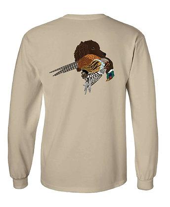 Boykin Spaniel Pheasant T-Shirts