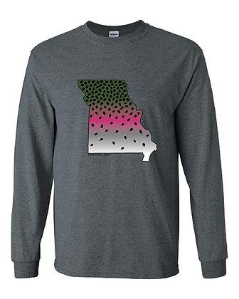 Missouri Rainbow Trout Skin T-Shirt