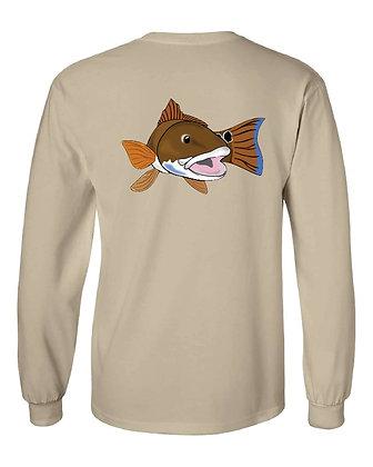 Redfish/State Skin T-Shirts