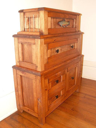 The Tygart's Creek Material Cabinet
