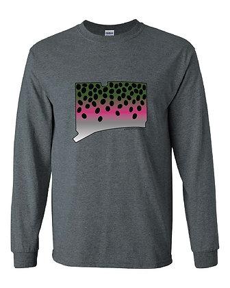 Connecticut Rainbow Trout Skin T-Shirt