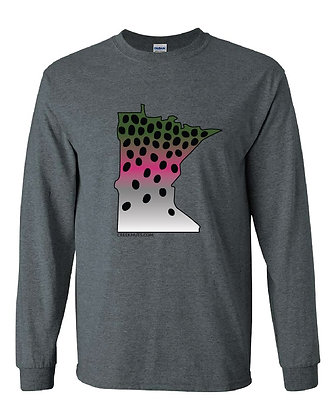 Minnesota Rainbow Trout Skin T-Shirt