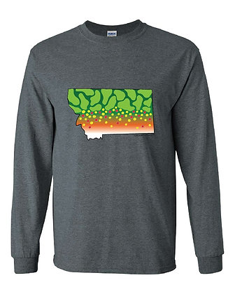 Montana Brook Trout Skin T-Shirt