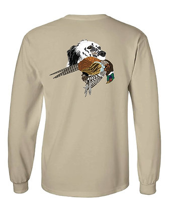 Montana English Setter/Pheasant T-Shirt