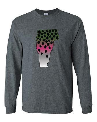 Vermont Rainbow Trout Skin T-Shirt