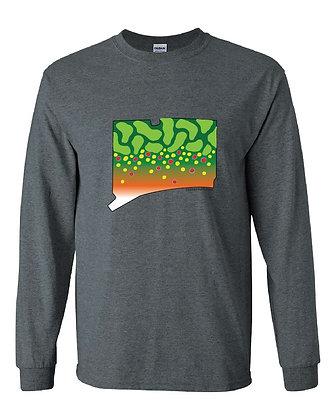 Connecticut Brook Trout Skin T-Shirt
