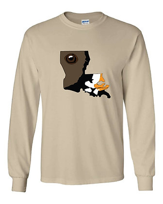 Louisiana Specklebelly Goose T-Shirt
