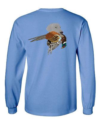 Weimaraner Pheasant T-Shirts