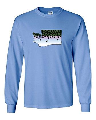 Washington Steelhead Skin T-Shirt
