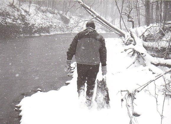 Winter Steelhead - Blank Inside