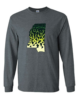 Alabama Crappie Skin T-Shirt