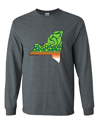 New York Brook Trout Skin T-Shirt