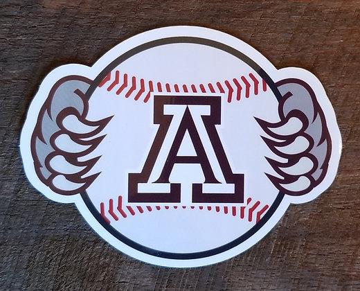 Ashland Baseball Decal