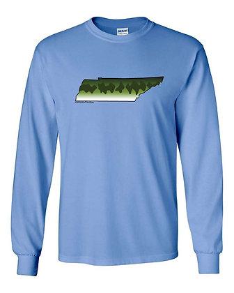 Tennessee Largemouth Bass Skin T-Shirt