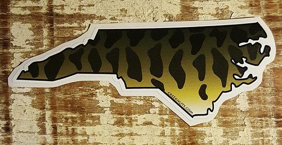 Smallmouth - North Carolina