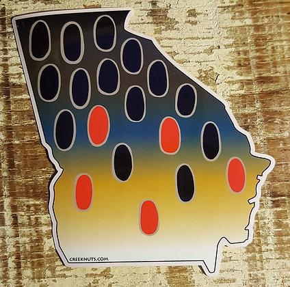 Brown Trout - Georgia