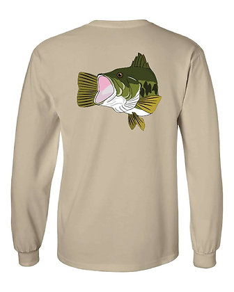 Texas Largemouth Bass T-Shirt