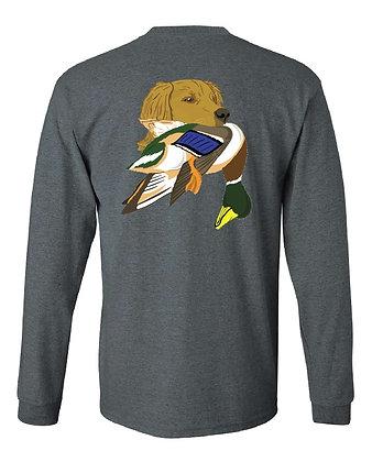 Golden Retriever Mallard T-Shirts