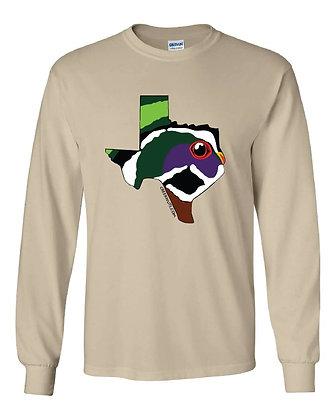 Texas Wood Duck T-Shirt