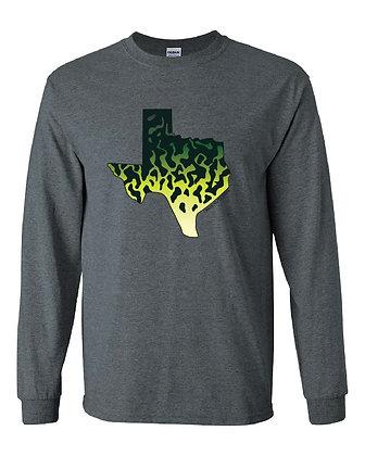 Texas Crappie Skin T-Shirt