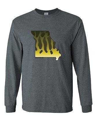 Missouri Smallmouth Skin T-Shirt