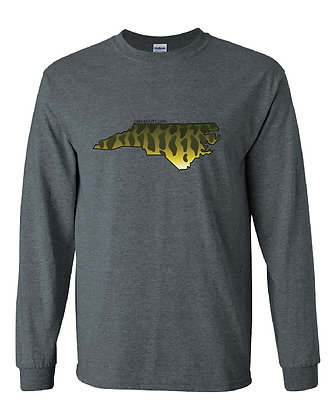 North Carolina Smallmouth Skin T-Shirt