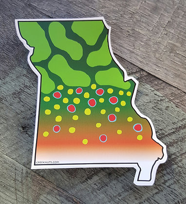 Brook Trout - Missouri