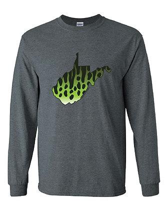 West Virginia Musky Skin T-Shirt
