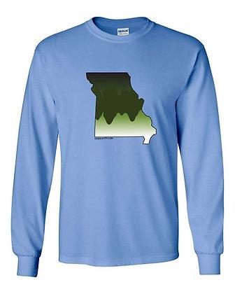 Missouri Largemouth Bass Skin T-Shirt