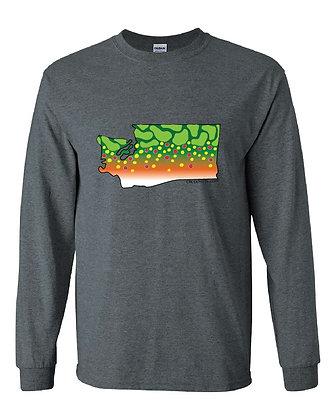 Washington Brook Trout Skin T-Shirt
