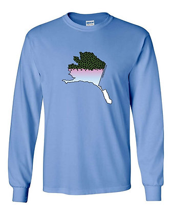 Alaska Steelhead Skin T-Shirt