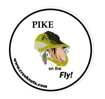 "Pike on the Fly! 5"" Circle"