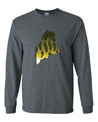 Maine Smallmouth Skin T-Shirt